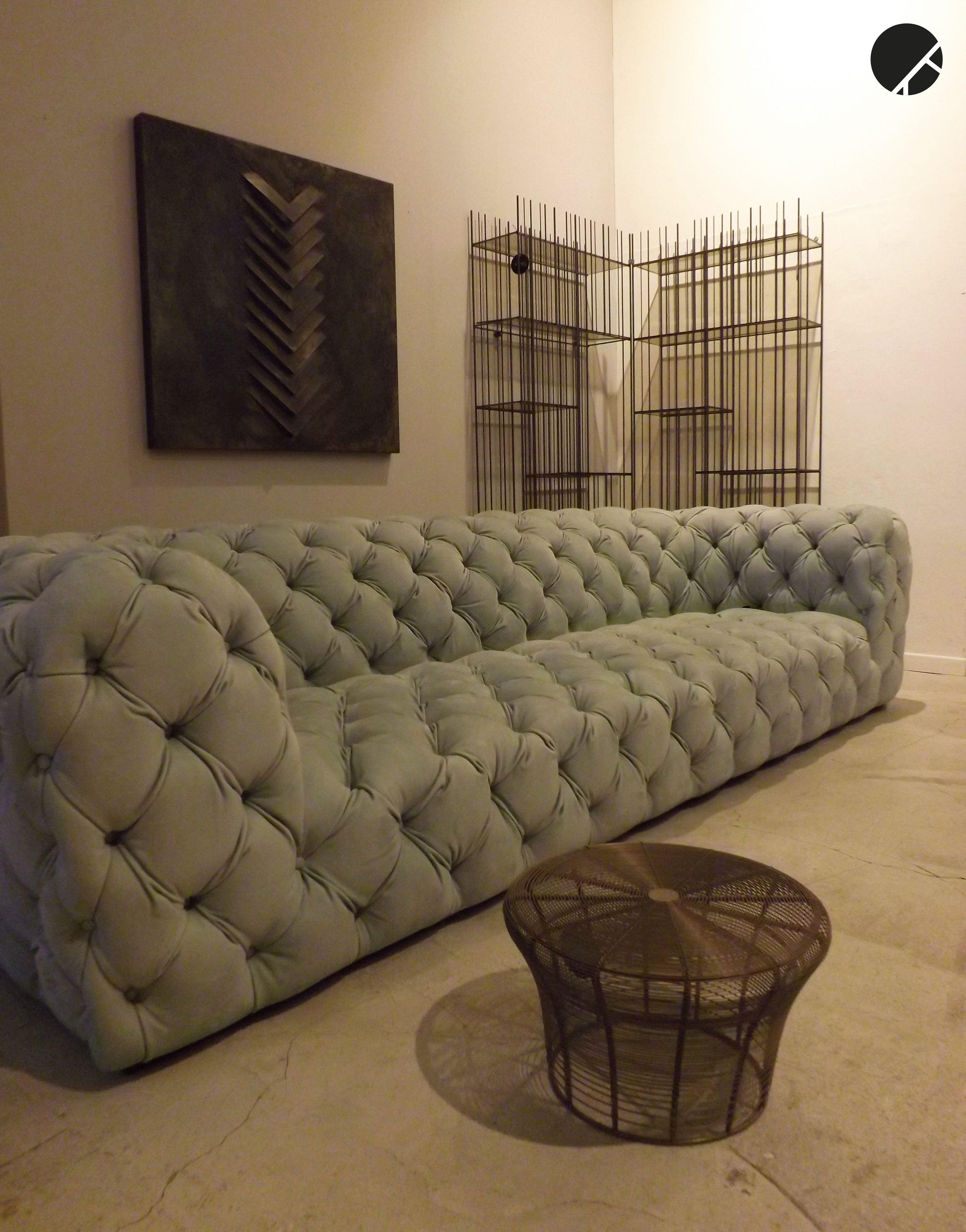 Divano Chester Moon di Baxter! #showroom #interiordesign #design ...
