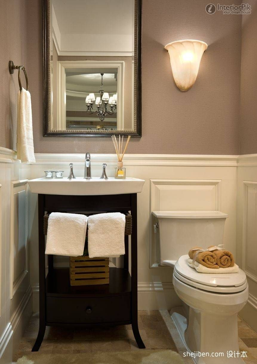 Bathroom Beige Bathroom Interior Design Idea With Perfect Black - Storage solutions for small bathrooms for bathroom decor ideas