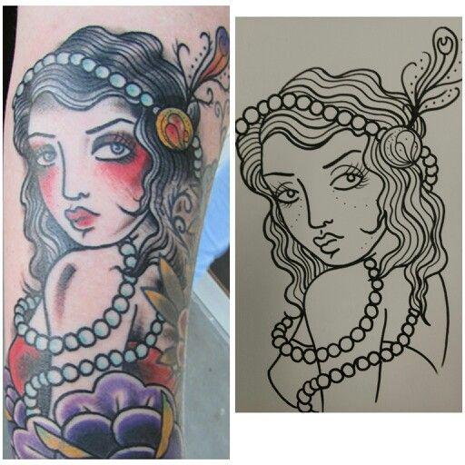 Tattoo by Matt Lackey