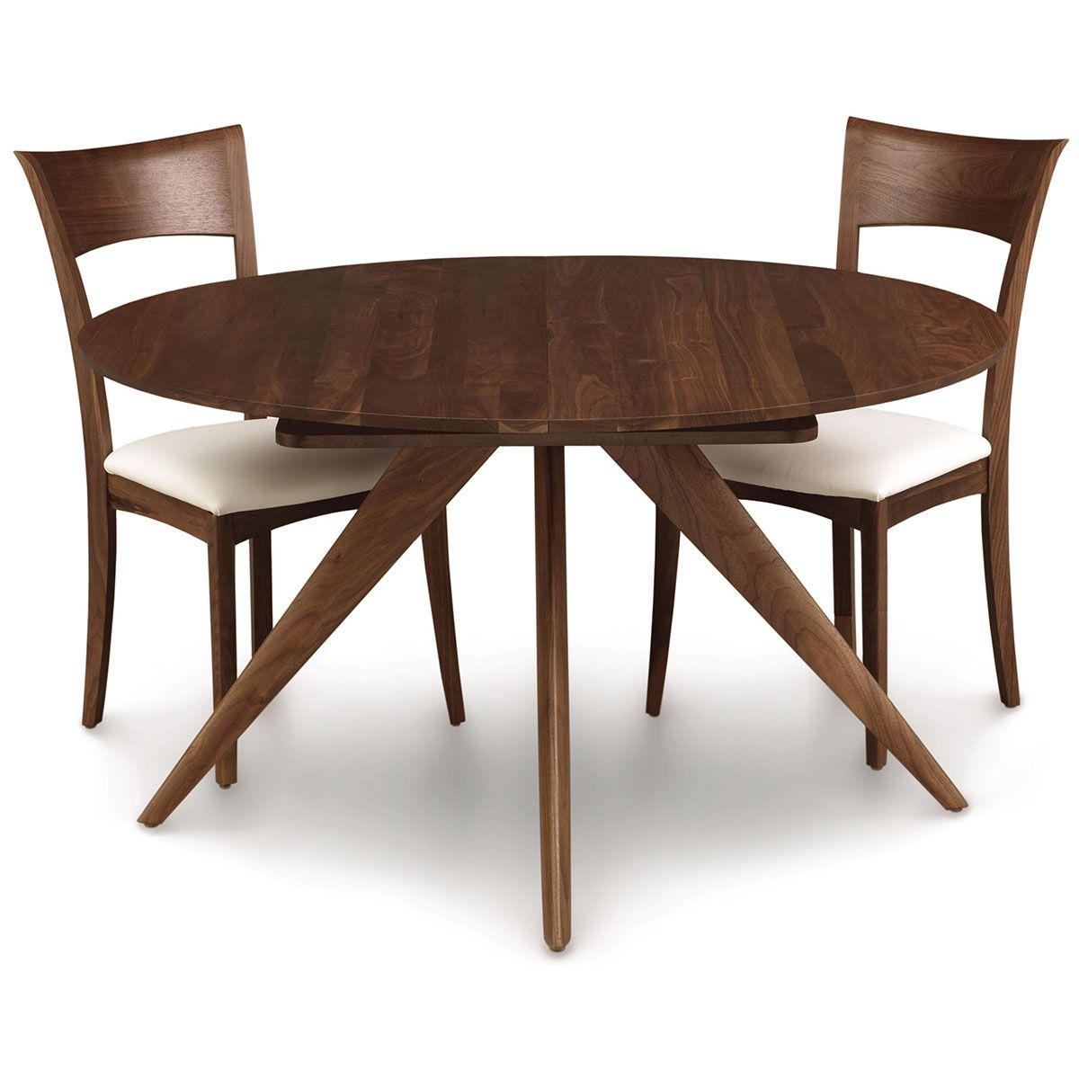 """Copeland Catalina 60"""" Round Extension Dining Tables 6-CRE ..."""