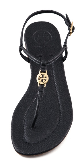 eedc8fb9307312 Tory Burch Emmy flat thong sandals