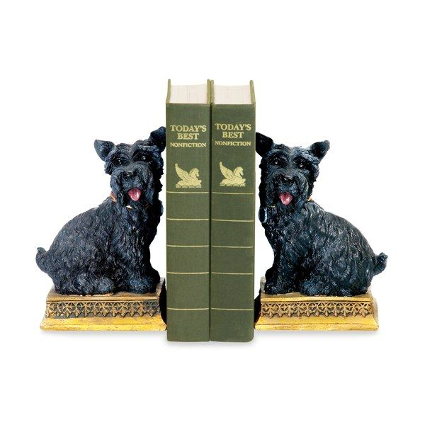 Sold Sterling Home Baron Scottie Dog Bookends Bed Bath Beyond