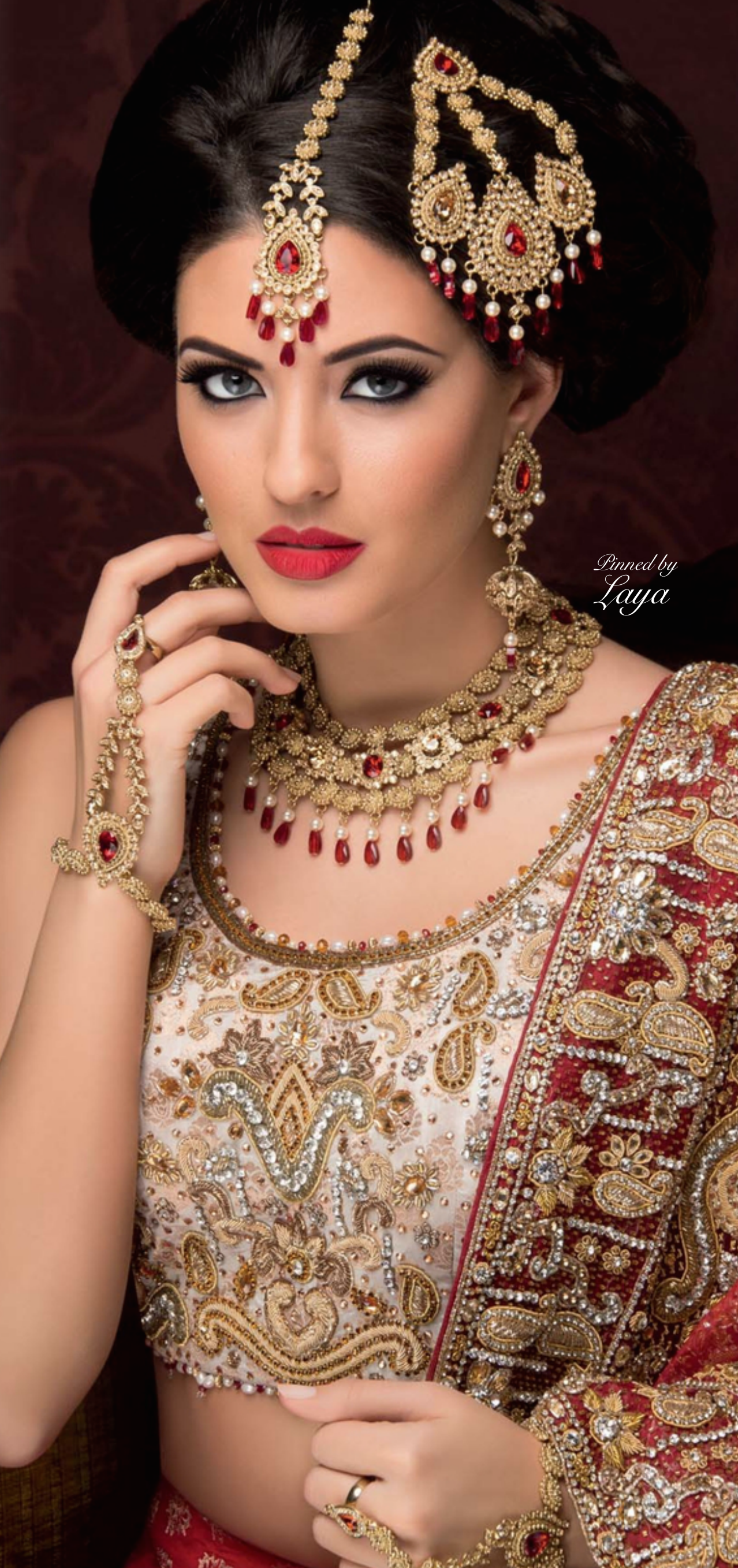 Jewels pinterest beautiful indian wedding jewellery and jewellery - Indian Bridal Jewelry Pakistani Bridal Jewelry But Now A Day This Trend Become Out Of Function In The Market Many Kinds Of Artificial Jewelry Is