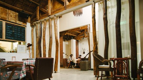 Beijing - Nuoyan Rice Wine Bar  7 Banqiao South Lane, Beixinqiao, Dongcheng District / 156 5251 1819