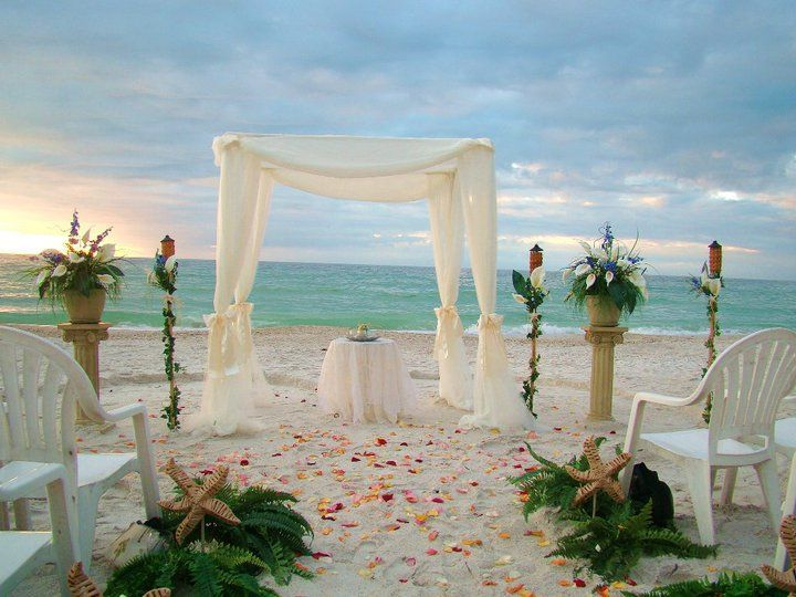 Destination Sarasota Florida This Is The Beach Where We Renewed Our Vows