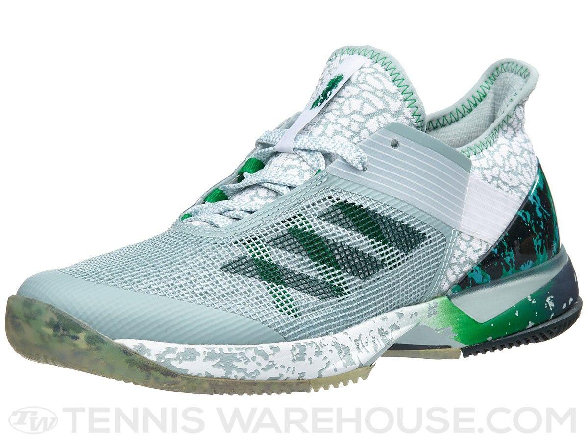 best service 6ac16 c6db7 adidas adizero Ubersonic 3 JADE Women s Shoes