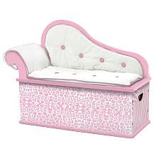 Levels Of Discovery Pink Wild Side Bench Seat With Storage Storage Bench Seating Zebra Print Bedding Toddler Furniture