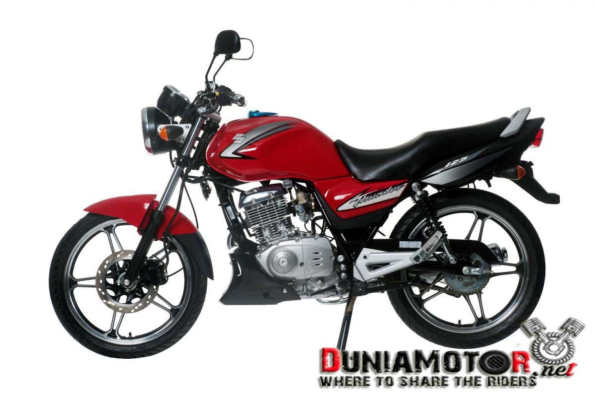 Diagram Jalur Kelistrikan Suzuki Thunder 125 No Kick