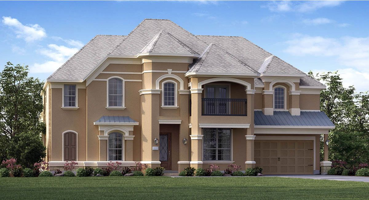 Reserve At Clear Lake City Kingston Collection New Home Community. Lennar Las Vegas