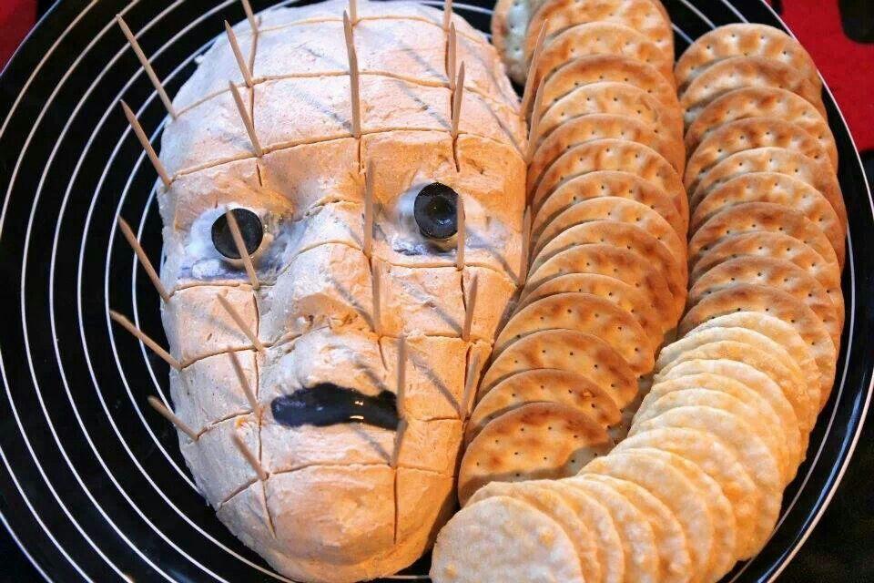 Halloween appetizers idea Halloween Pinterest Halloween foods
