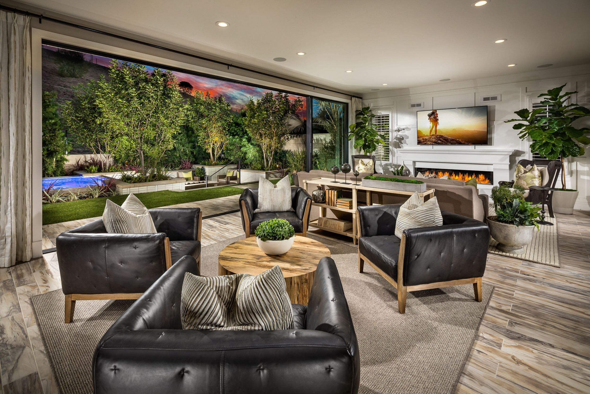 Bianca great room Luxury homes, Design your dream house