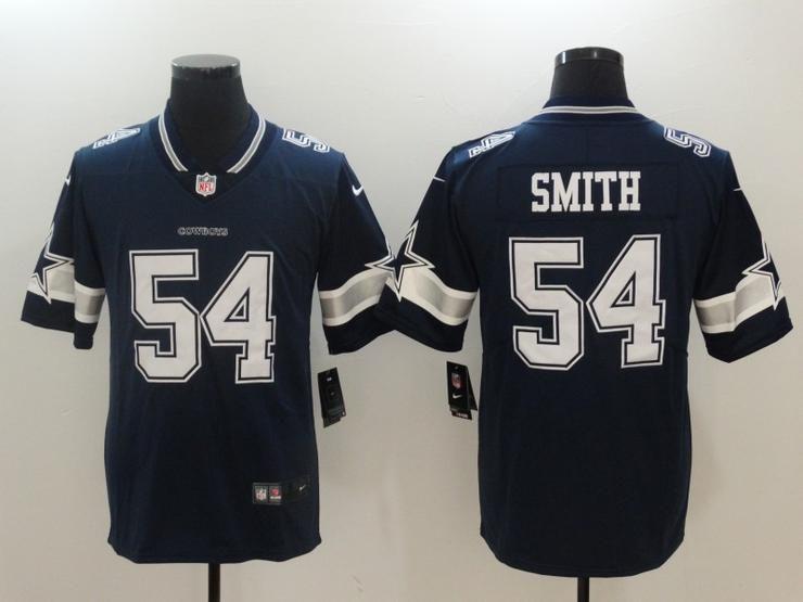 best website bbbd9 27620 Men 54 Rod Smith Jersey Football Dallas Cowboys Jersey ...