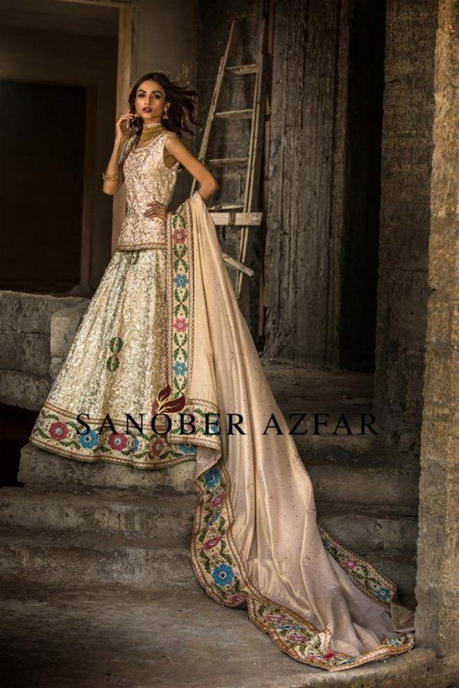 Sanober Azfar Rang E Gulnaar Bridal Collection 2017-18 | Wedding ...