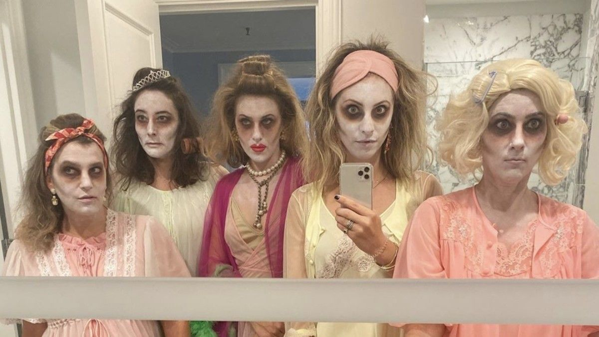How I Created My 'Dead Housewife' Costume for New Orleans