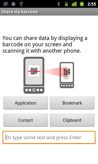 Review ZXing Team Barcode Scanner Scanner app, Barcode