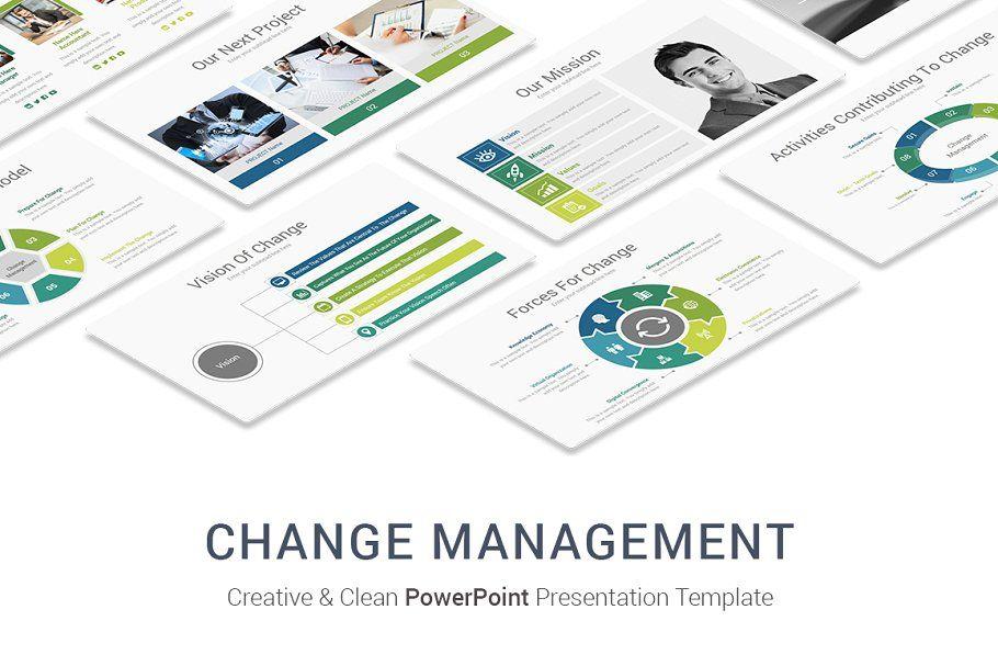 Change Management PowerPoint Designspresentation design  presentation layout  presentation  presentation board design  presentation template