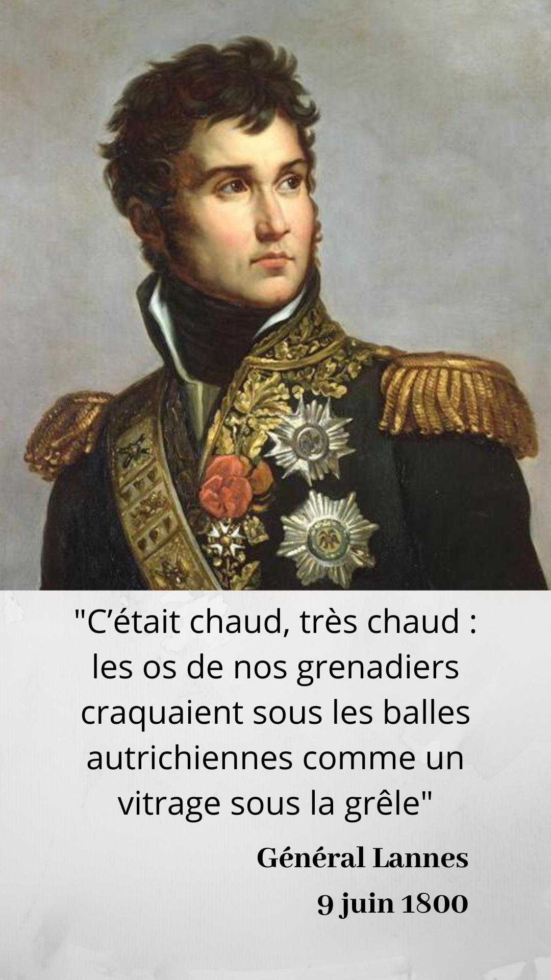 31 mai 1809 mort du maréchal Jean Lannes en 2020