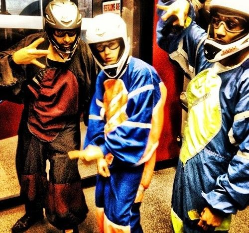 Justin Bieber Allegedly Banned From Las Vegas Indoor Skydiving For Not Paying!