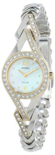 Seiko Women's SUP174 Jewelry-Solar Classic Watch