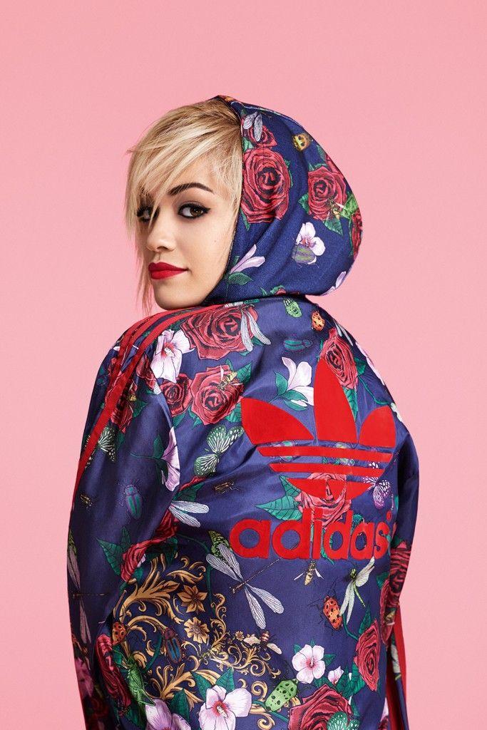Rita Ora for Adidas Originals. [Courtesy Photo]