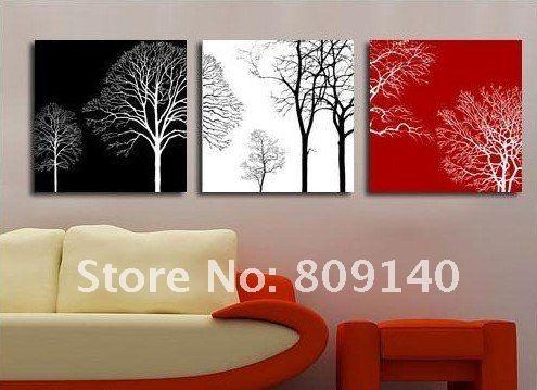 Room · Tree Canvas Painting