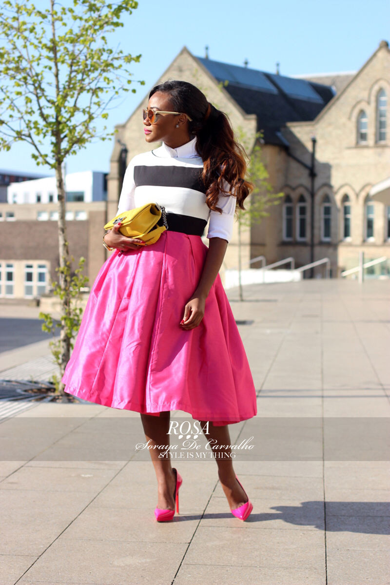 :solids and stripes is an amazing combination: