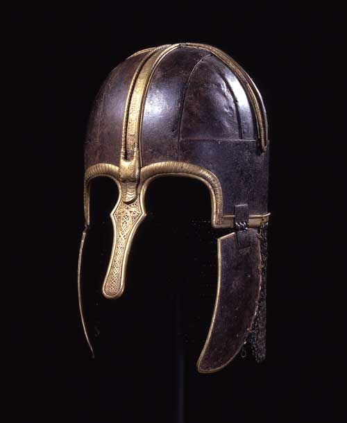 The York Helmet  The most outstanding object of the Anglo-Saxon period to survive in Europe