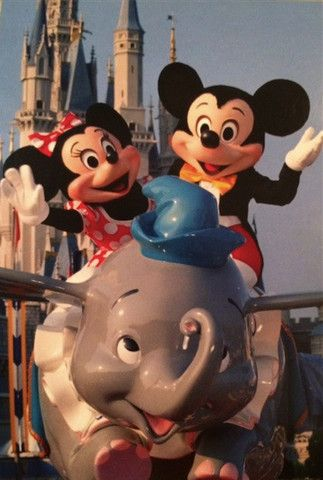 For only $29.95 you can have Mickey AND Minnie sign your postcard!