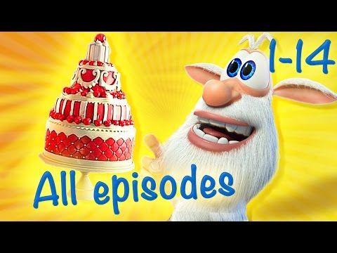 Booba Compilation Of All 14 Episodes Bonus Cartoon For Kids Youtube Cartoon Kids Youtube Kids Cartoon