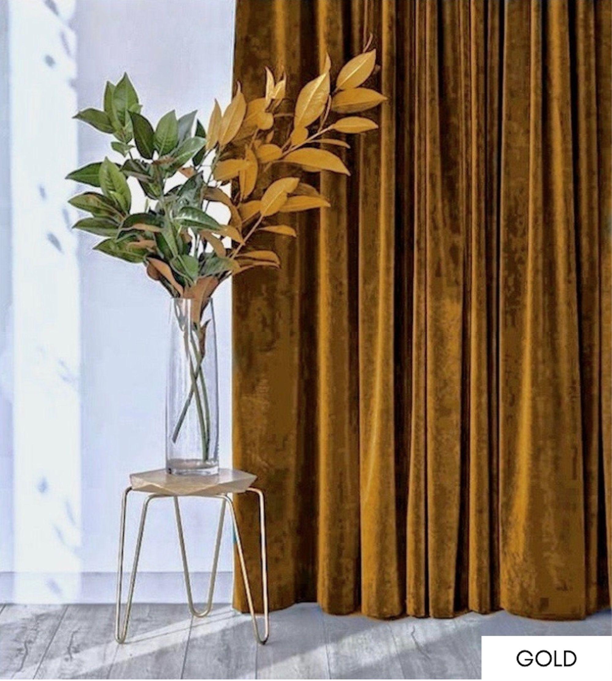 Velvet Curtains Custom Window Curtain Panels Curtains For Living