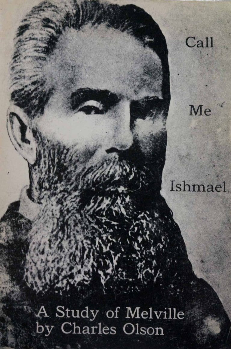 Best book of 1947 call me ishmael by charles olson