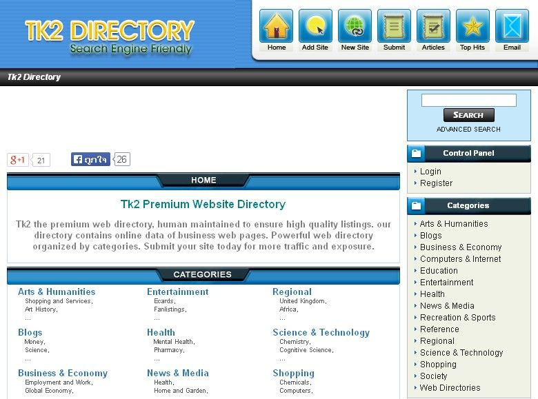 Pin by onwebco on premium web directories news sites