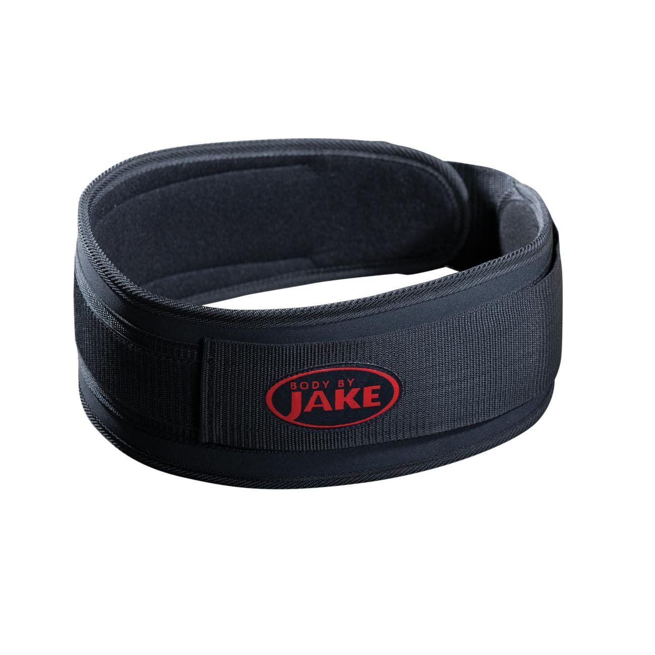 "Harbinger 4/"" Black Nylon Gym Fitness Training Weightlifting Support Strap Belt"