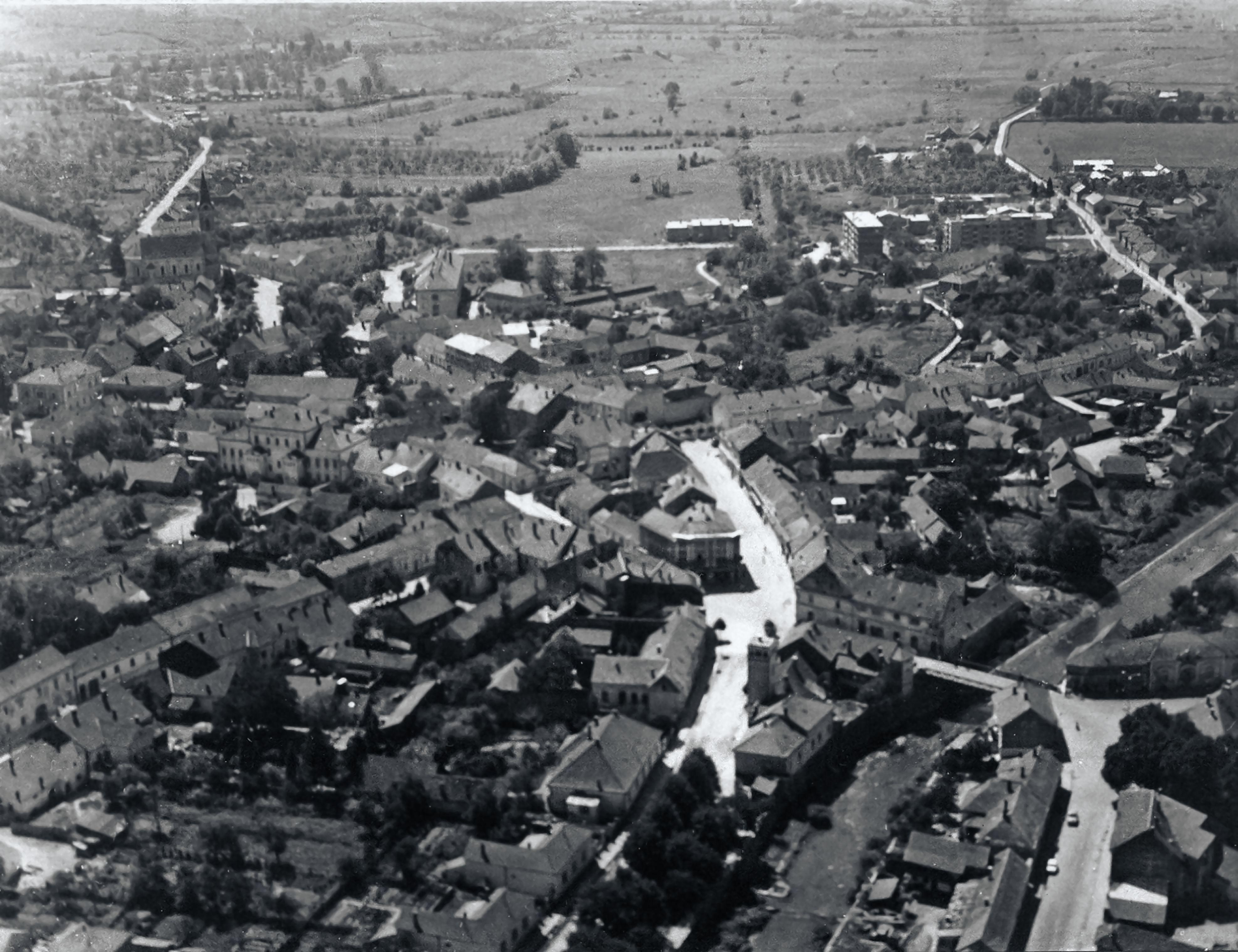 Pakrac,Panorama