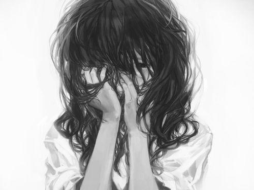 pin by vanessa torquemada on art pinterest anime girl crying