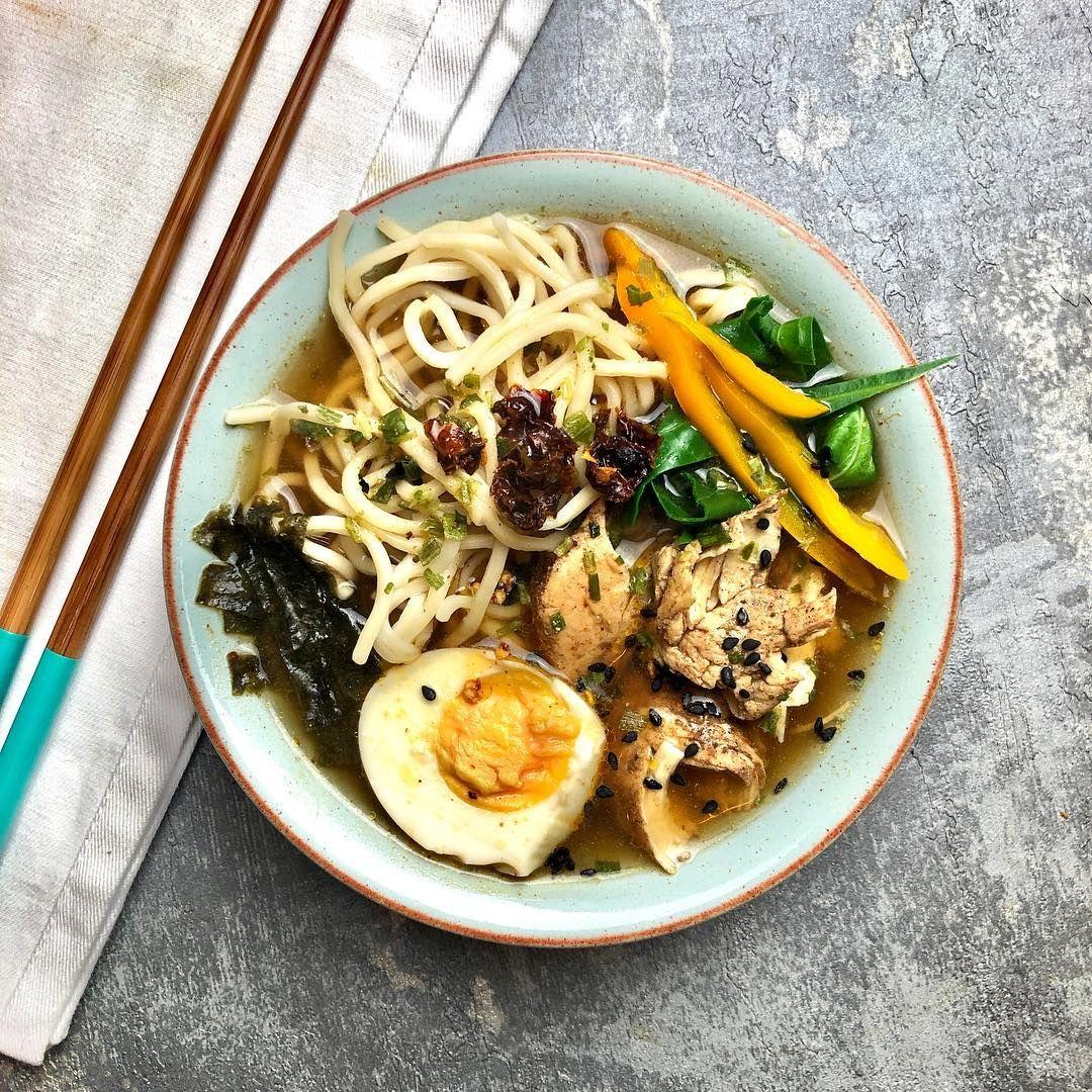 Check out my Japanese inspired chicken ramen recipe! Only on NatesFood.com #ramen #ramennoodles #chickenramen #ramen #nori #cabbage #romano #pepper #foodporn #soup #japanese #seaweed #chicken #instafood #nom #allthefood #foodgasm #foodie #foodies #foodblog #foodblogger #foodblogging #asianfood #orientalfood #recipeoftheday #recipe #ramennoodle #japanesefood #recipeoftheweek #food