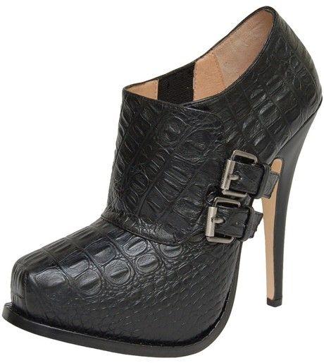 Vivienne Westwood Black Vivan #heels #shoes