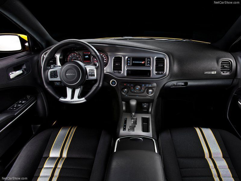 2012 Dodge Charger Srt8 Super Bee Interior With Images Charger