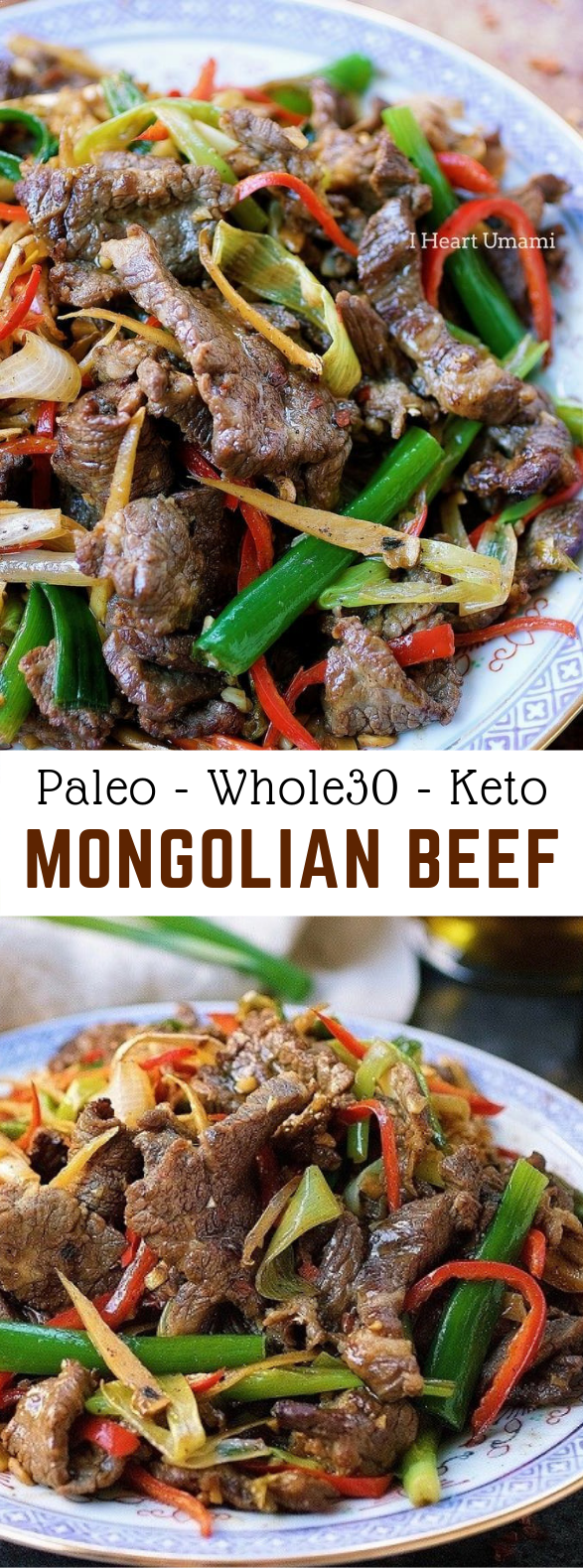 Paleo Mongolian Beef. #keto #lastketo #recipes #ketorecipes #health #ketohealth #ketogenic #ketofood...