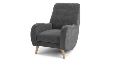 Orbit Accent Chair Dfs Chairsplum Living Roomssofa