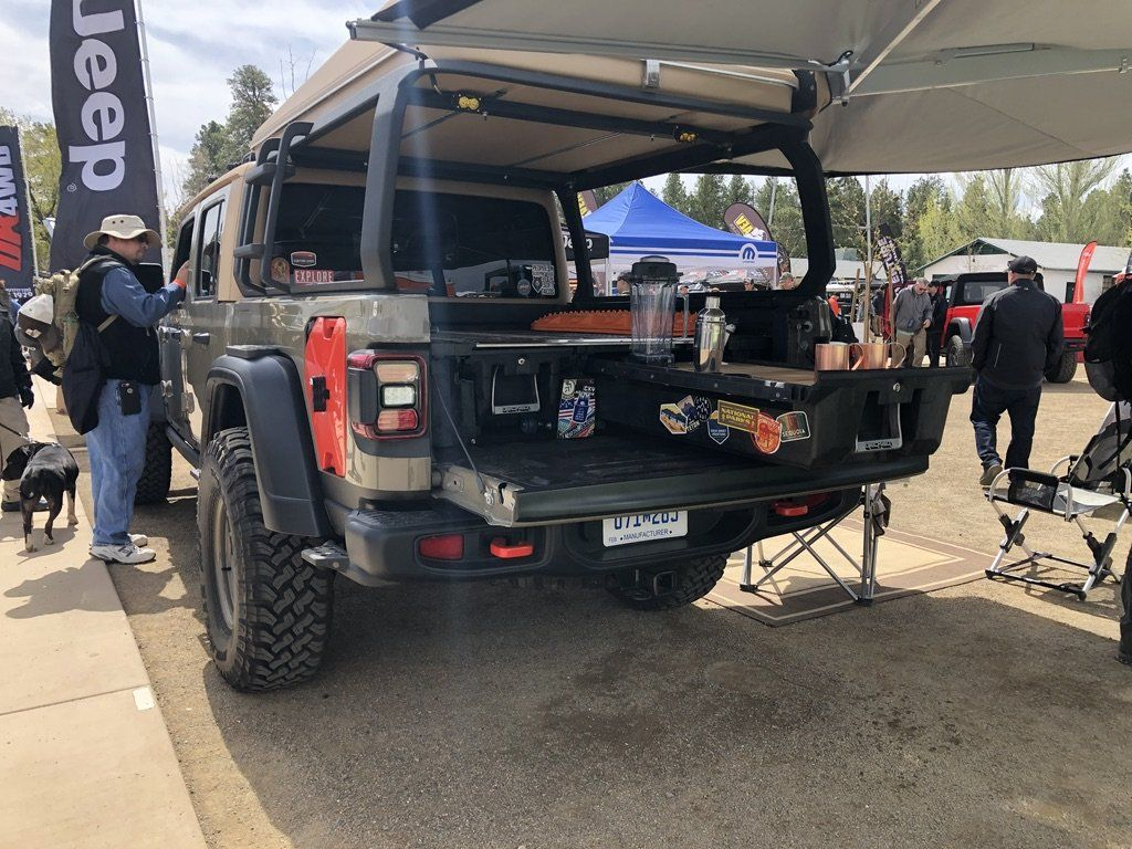 at Overland Expo West Overlanding, Expo west