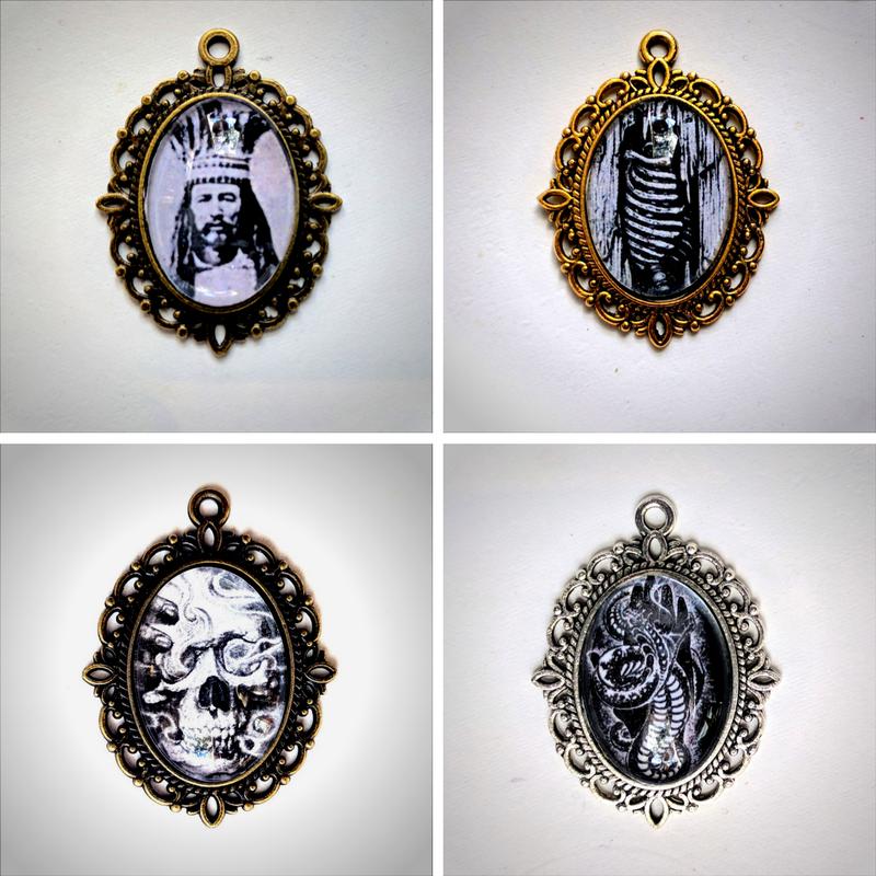 Handmade Pendant Necklaces