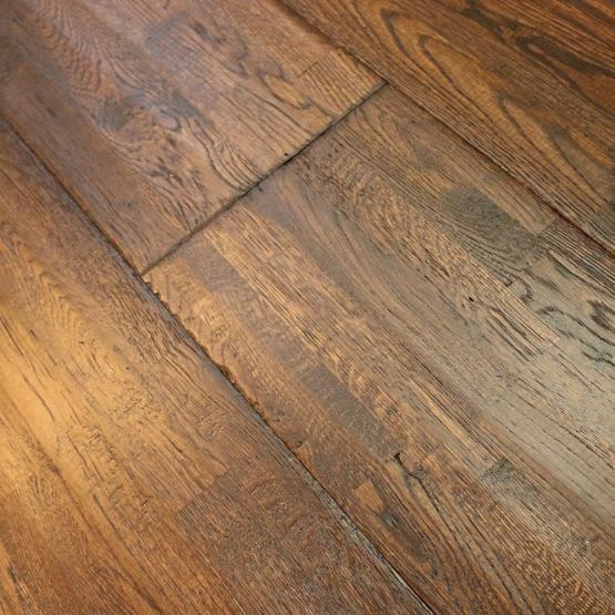 Types Of Kitchen Flooring Ideas: White Oak Bedrock 3/4 X 8 In 2020