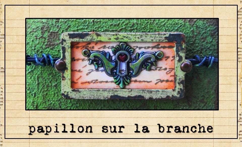 france papillon Het maken van een boekje met vakjes