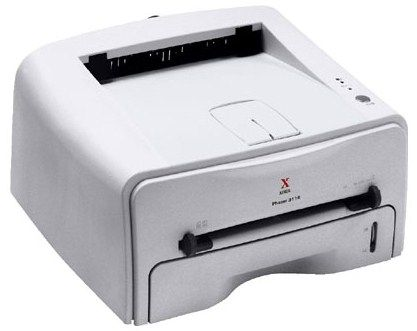 Xerox Phaser 3116 Driver Download Drivers Printer Laser Printer