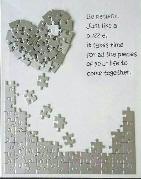 Patience Quotes Quotes Puzzle Quotes Puzzle