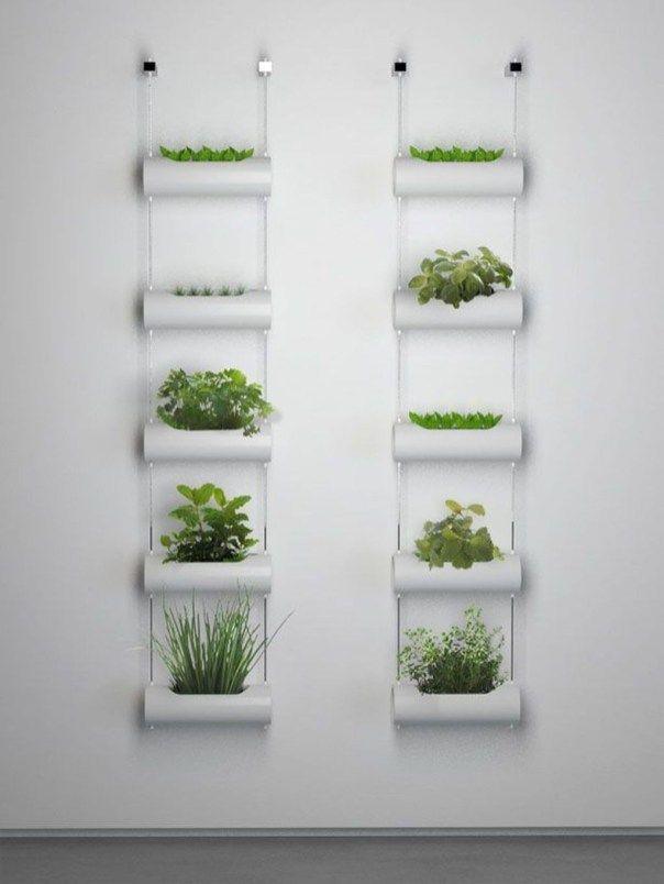 20+ Adorable Indoor Garden Herb Diy Ideas /
