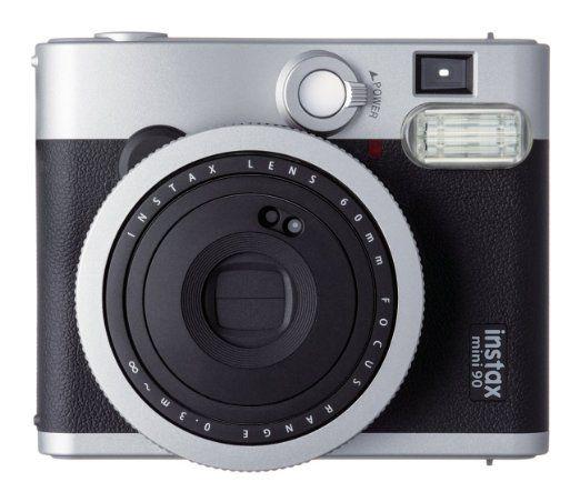 Fujifilm Instax Mini 90 Neo Classic Cámara de película instantánea