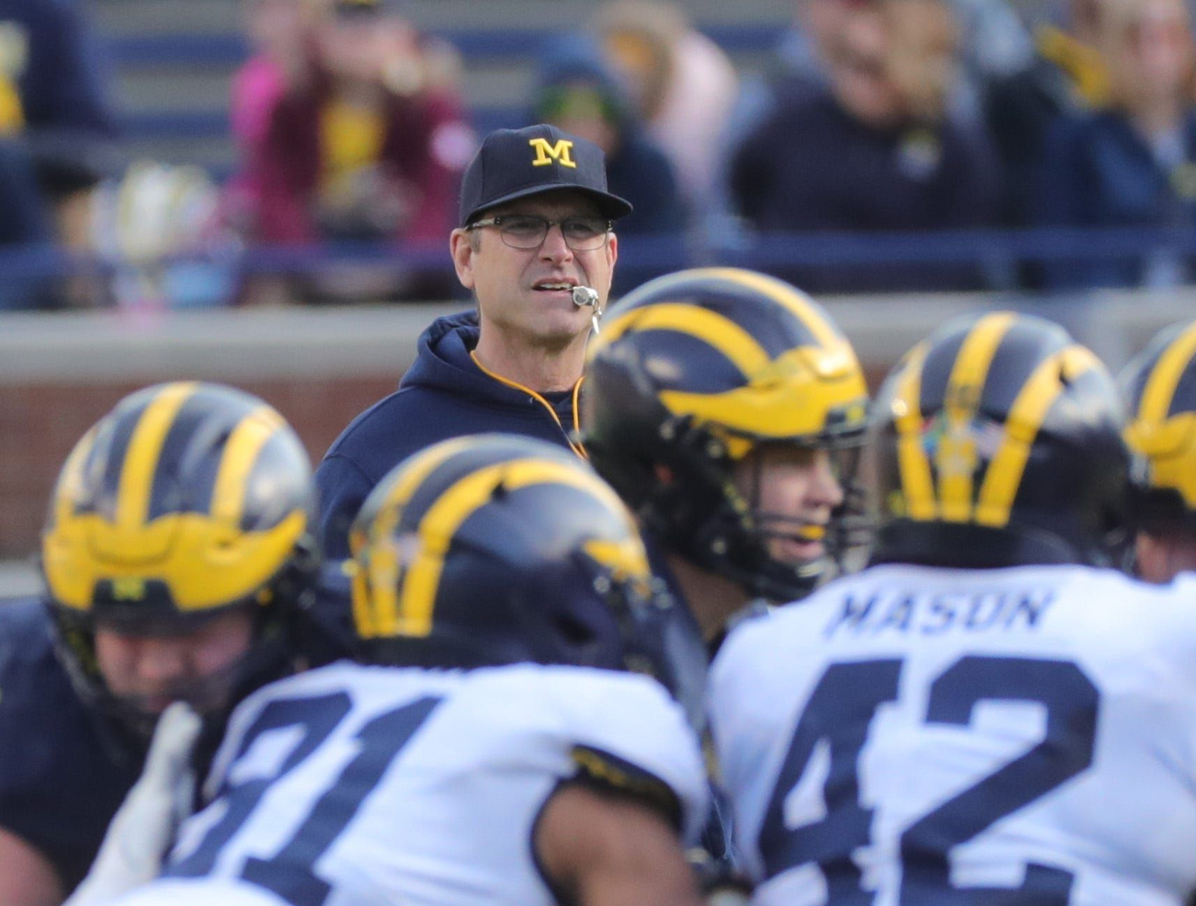 Michigan Football Gets Commitment From 3 Star Ohio Safety Rod Moore For 2021 In 2020 Michigan Football Football Big Ten
