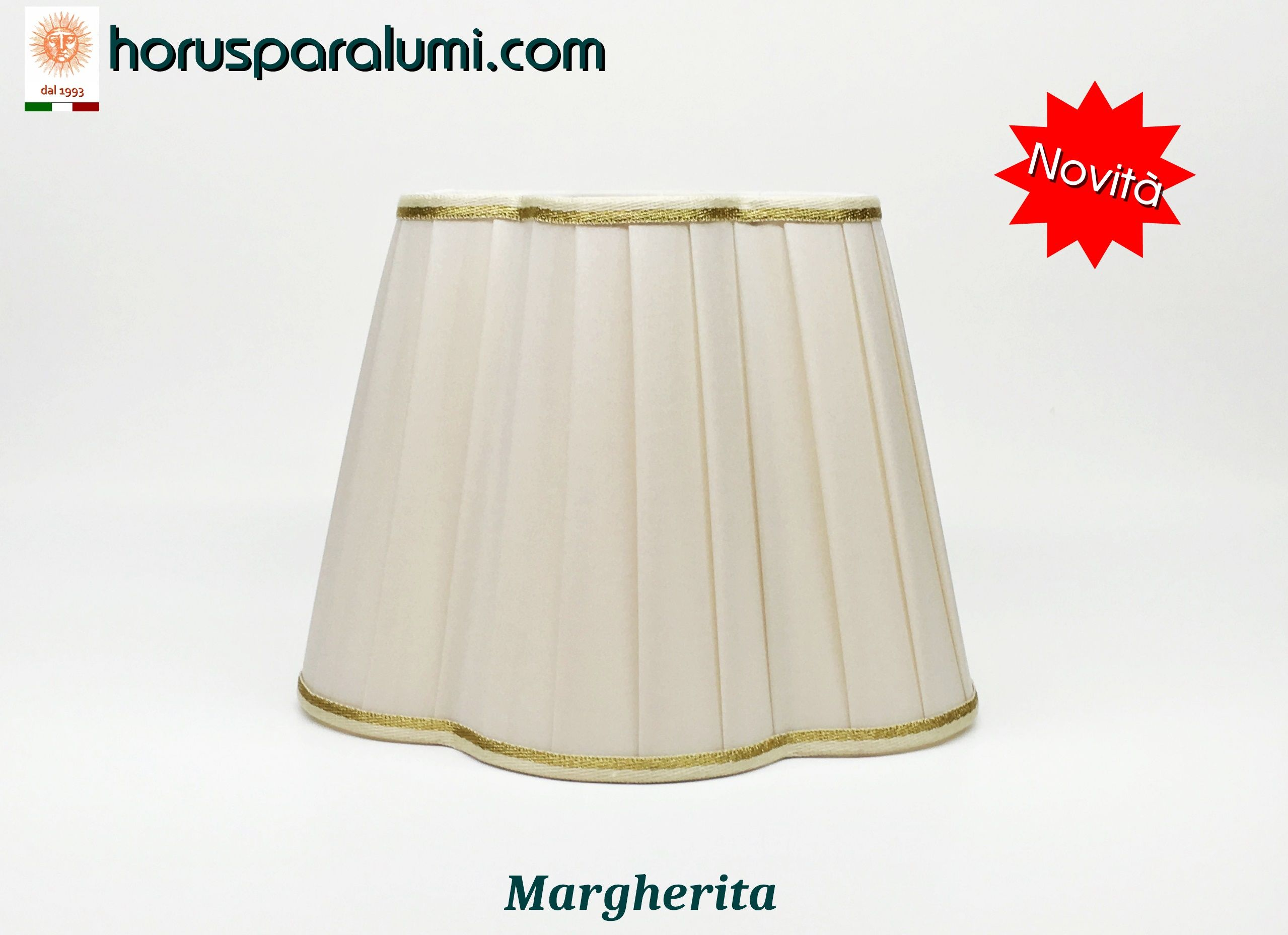 Margherita Plissettata, un nuovo modello per il tuo ...